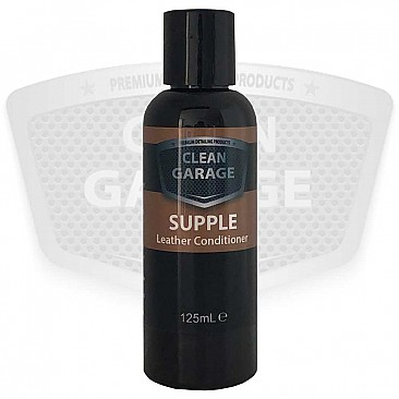 supple leather conditioner, leather conditioner, interior leather conditioner, car leather conditioner, clean garage